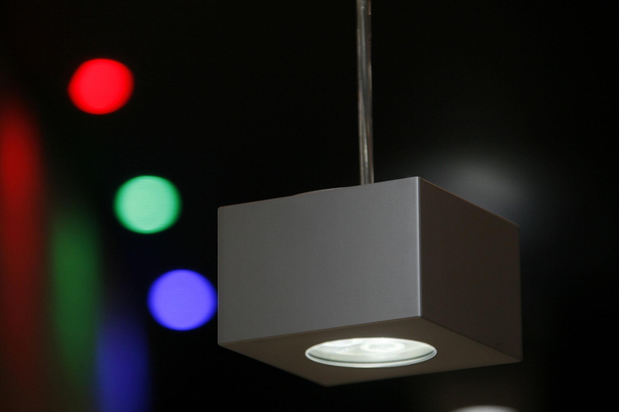 Lampada led interno cubetto 4 brillamenti for Lampada led interno