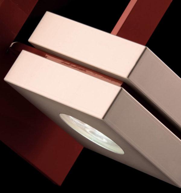 Applique a led di design klas di brillamenti - Applique di design ...