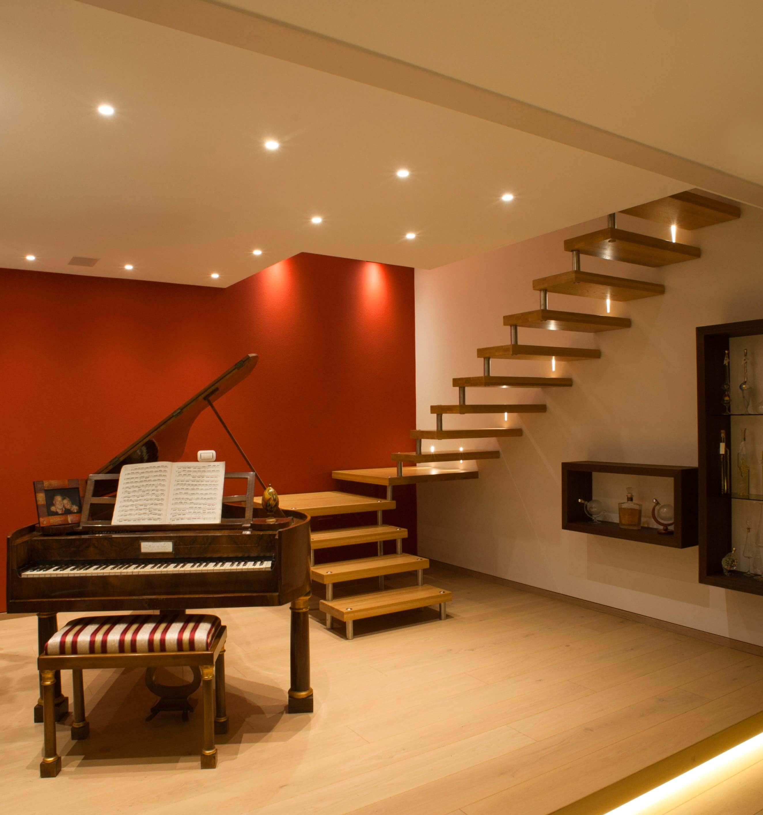 Faretti Da Incasso Legno illuminazione-led-faretti-incasso-casa-legno20ok - brillamenti