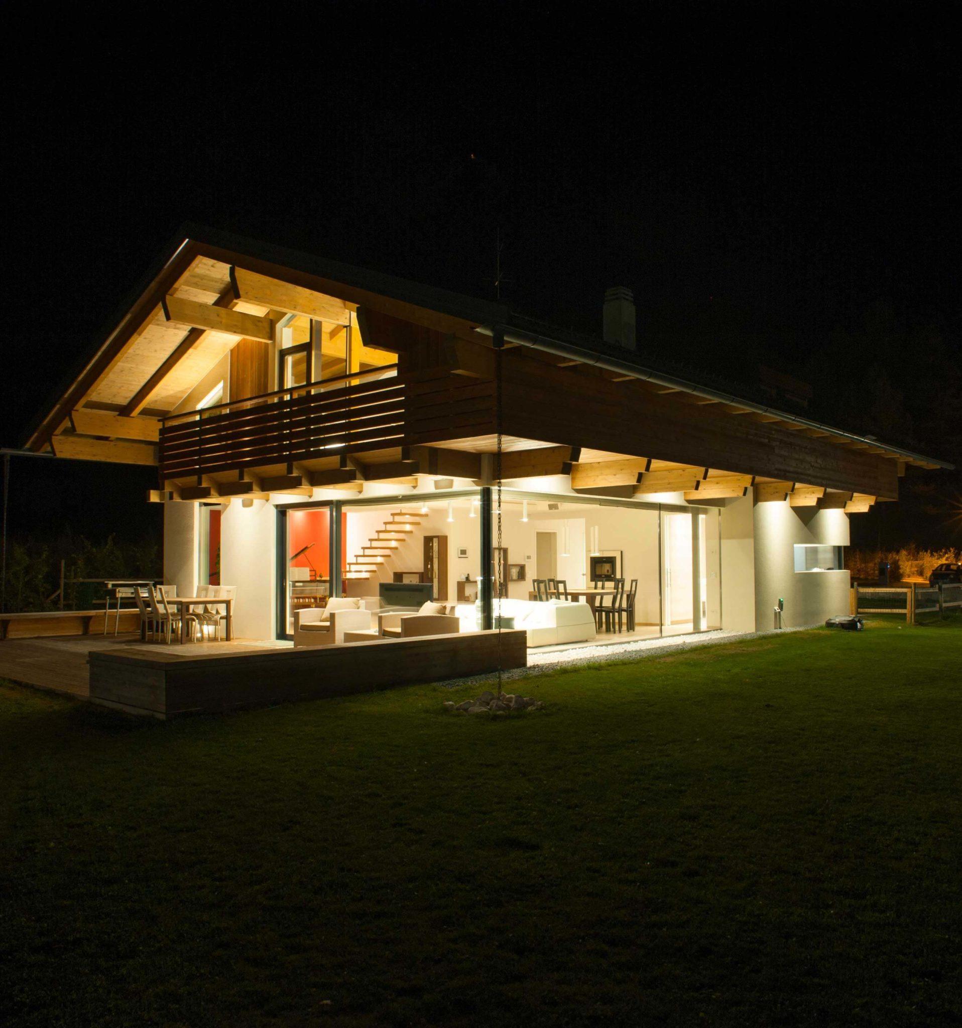 Illuminazione led casa legno9ok brillamenti - Illuminazione in casa ...
