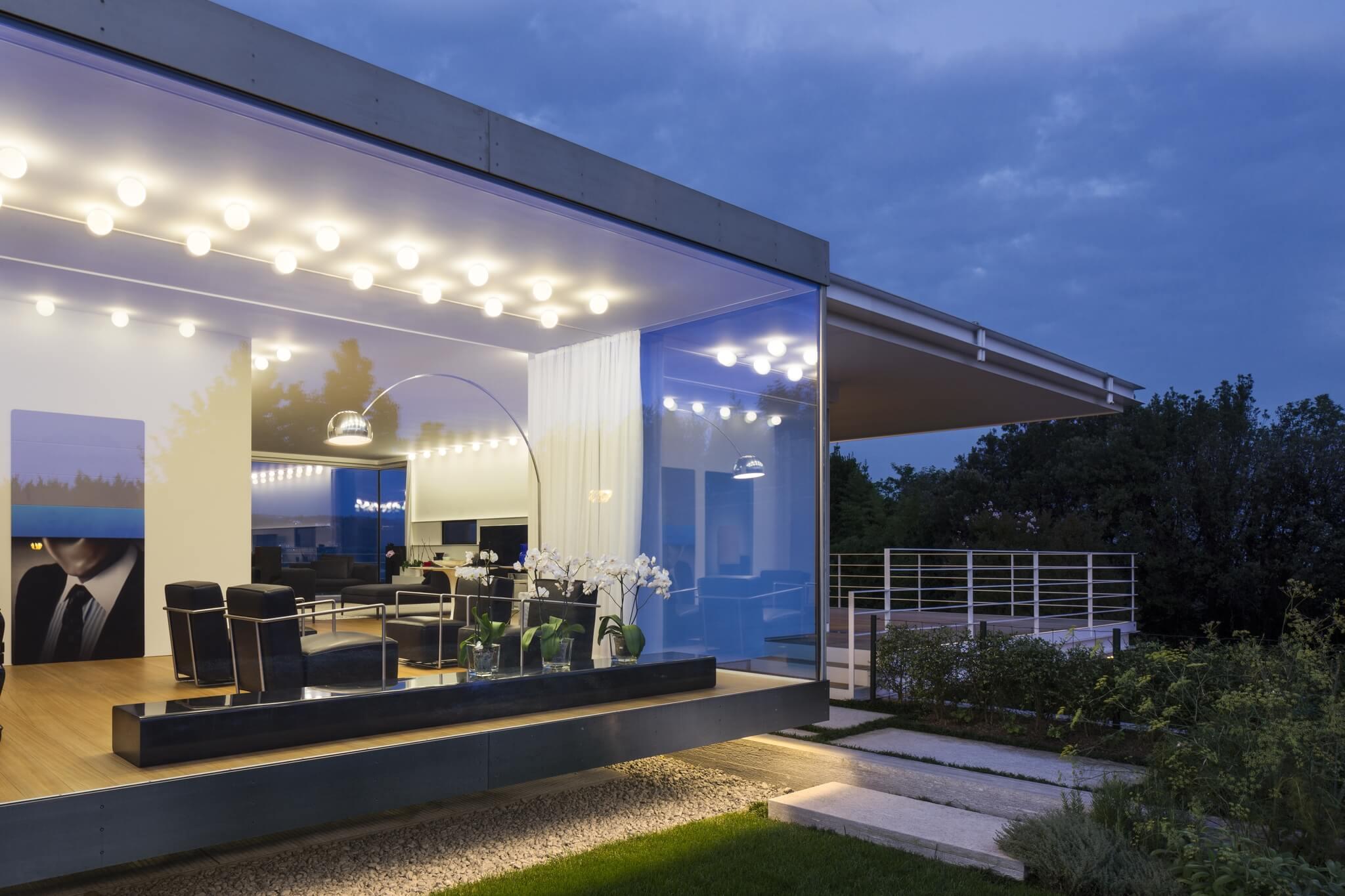 Illuminazione led casa privata brillamenti 5 brillamenti