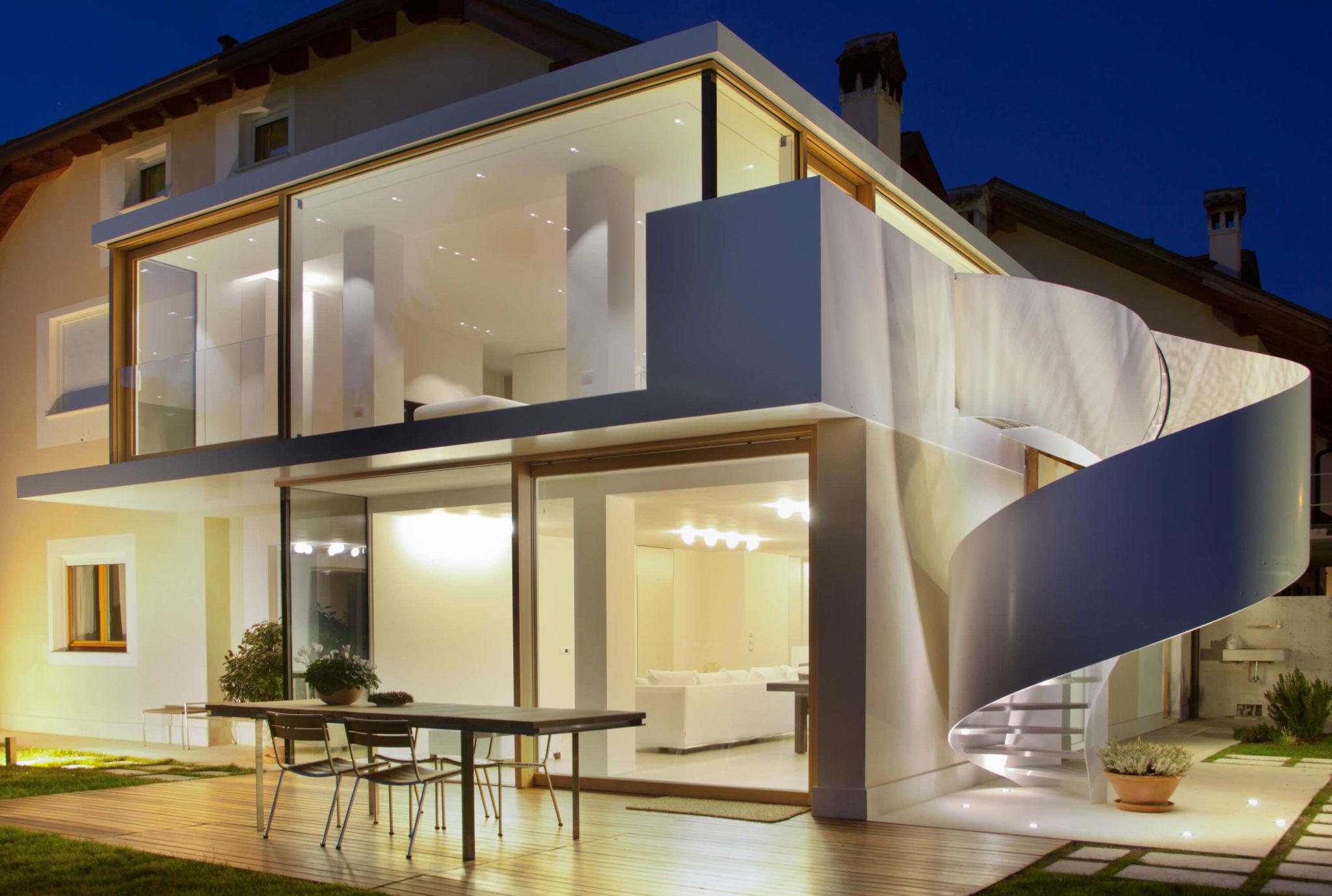 Casa e illuminazione illuminare casa senza ladari a for Illuminazione casa design